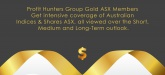 PHG GOLD ASX Membership - Monthly