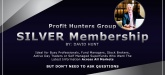 PHG FULL SILVER Membership - Monthly
