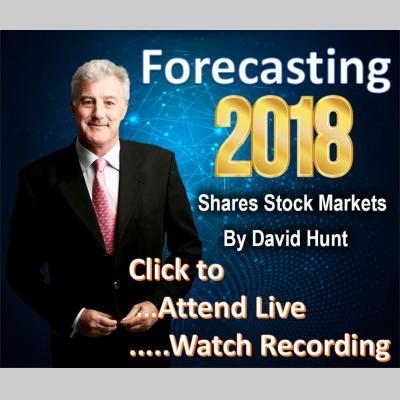 REGISTER TO ATTEND: FORTNIGHTLY FORECAST AND STRATEGY UPDATE WEBINAR - FOREX & Commodity Markets + World/US Equities, Indices, Sectors & Shares + Australian ASX Indices, Sectors & Shares